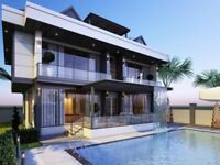 Breathtaking luxurious 6 bedroom villa with private pool for sale in Istanbul, Turkey