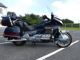 Honda, GL, 1991, 1500 (cc) Aspencade built in 1989