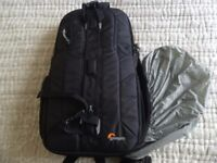 Lowe pro SLR camera bag