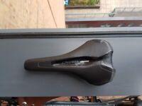 Giant bike saddle