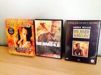 Die Hard Collection DVDs