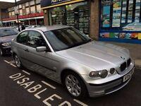 BMW Compact SE SILVER 2002