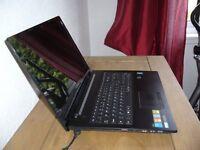 Lenovo laptop G50-30, Intel Quad Core, 1TB HDD, 4GB RAM