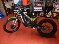 OSSA TR280 2013 TRIALS BIKE