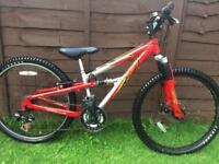 Apollo fs24 mountain bike