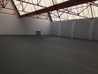 Large storage space/basement self storage distribution CCTV parking offices Bournemouth Charminster