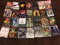 66 DVD's
