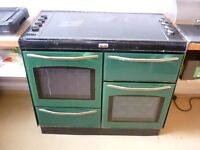 Electr. cooker , extractor and hotplate