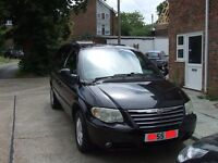 Chrysler Grand Voyager Limited XS CRD