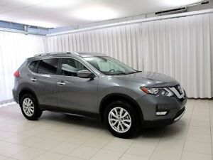 2017 Nissan Rogue BE SURE TO GRAB THE BEST DEAL!! SV AWD SUV w/