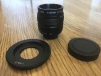 Fujian micro 4/3 Lens 50 1.4