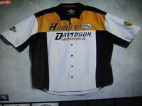 ****WANTED***HARLEY DAViDSON-{{SHiRTs}}