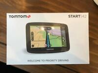 BRAND NEW TomTom start 42 SatNav