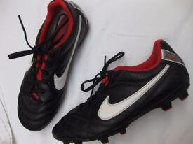 Nike Studded Boots - size 4.5
