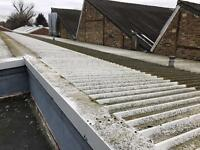 Roof sheets and flashings