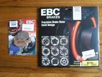 CBR 600 REAR DISC AND PADS
