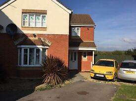 4 bedroom house with garage, large drive, Clos avro, Pengam green, Cardiff