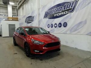 2018 Ford Focus SEL Hatchback 2.0L