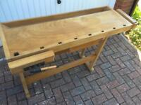 Hobby Woodwork Bench