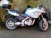 Bmw f650cs