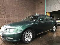 ROVER 75 in EXCEPTIONAL CONDITION LOW MILES AUGUST MOT