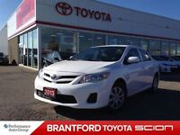2013 Toyota Corolla CE Check out the Video, 90 Days No Payments
