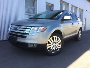 2008 Ford Edge Limited, AWD, LEATHER  , PAN SUNROOF,