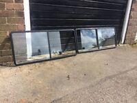 Vw t25 opening side windows