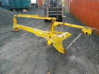Tractor Kilworth post stob chapper knocker with holder in excellent condition
