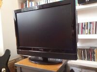 "Grundig - 19"" Widescreen HD Ready LCD TV - With Intergrated DVD Player & Freeview and booster"