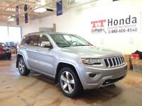2014 Jeep Grand Cherokee Overland *Local, No Accidents, Navi, Le