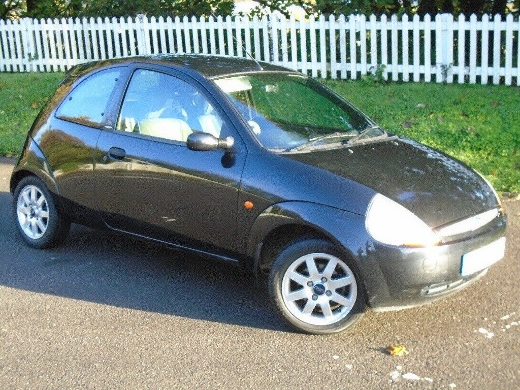 2005 (05) Ford KA 1.3 Sublime | LONG MOT - NO ADVISORIES | FULL HISTORY | LEATHER |HPI CLEAR
