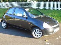 2005 (05) Ford KA 1.3 Sublime | LONG MOT - NO ADVISORIES | FULL HISTORY | LEATHER |HPI CLEAR
