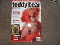 Collection of Teddy Bear Magazines