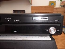 Panasonic DMR-EZ47V Video DVD/CD Combined Player