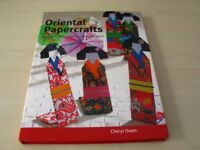 Craft Book. Oriental Papercrafts