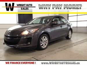 2013 Mazda MAZDA3 SUNROOF| LEATHER| BLUETOOTH| 78,692 KMS|