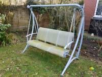 Garden swing seat - free