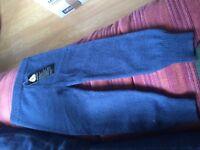 Wool knitted longies soaker trousers 80/90cm 12-24m