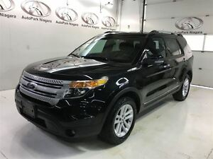2014 Ford Explorer XLT / LEATHER/ NAVIGATION / POWER LIFT GATE