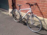 Marin 24 gear road bike - locks included
