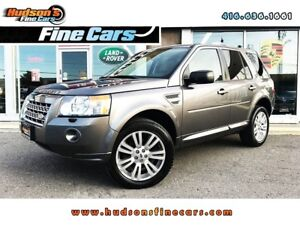 2010 Land Rover LR2 HSE - LEATHER SUNROOF  ACCIDENT FREE