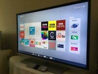 "TOSHIBA 40"" SMART HD TV (£220)"