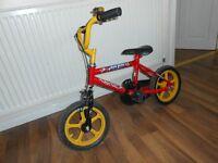 Child bike pre-school size