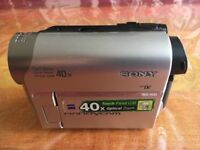 Sony Handycam DCR-HC51E (with Sony camera bag)
