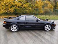 1992 Toyota MR2 MK2 Turbo GTS Rev 2 Tintop, 1 yr MOT, TOMS Wheels, sills are good, runs very well!