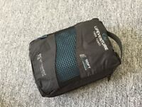 SoftFibre giant blue travel towel