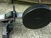 V fit air rower