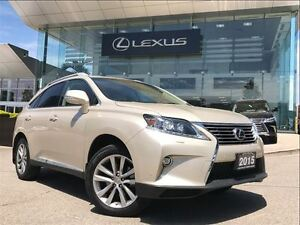 2015 Lexus RX 350 Touring Pkg Navi BackUp Cam Leather Sunroof