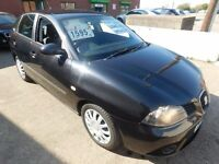 SEAT IBIZA, Facelift model, 12 months MOT, FULL SERVICE HISTORY.
